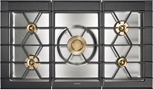 Gagnauwkeurig CG 492 211 ingebouwde gaskookplaat roestvrij staal kookplaat