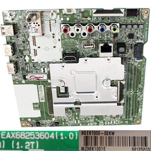 Placa Main LG EAX68253604(1.0) 9GEBT000-02KW, LG 70UM7100PLA