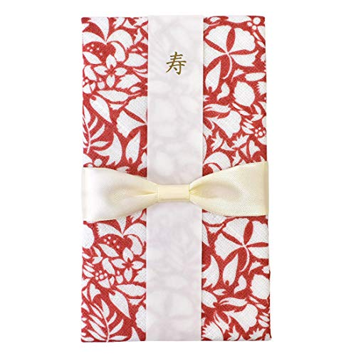 ご祝儀袋 かやふきん 金封 日本製 かや生地 よだれかけ お祝 出産祝い 結婚祝い 布製 丈夫 しっかり生地 フキン 綿 花柄 和風 北欧 吸水性 速乾性 プレゼント ギフト