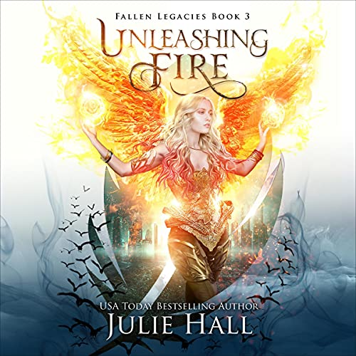 Unleashing Fire cover art