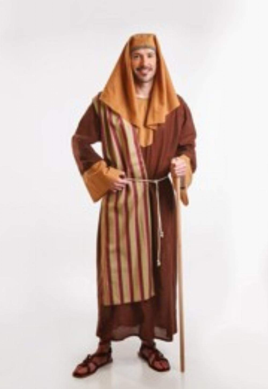 Disfraz de San José para Hombre talla Universal M-L: Amazon.es ...