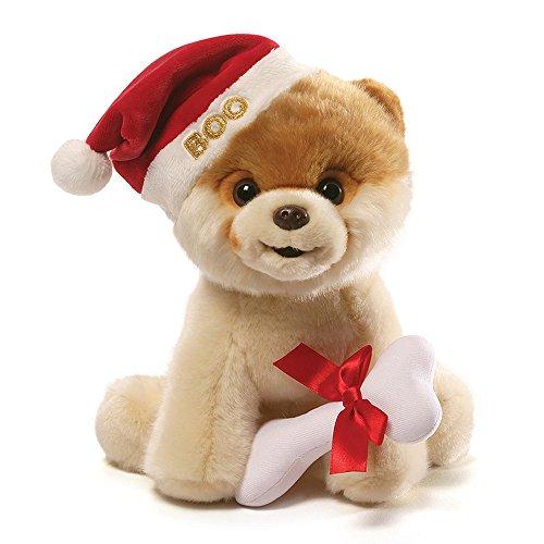 GUND Boo Christmas Holiday Dog Stuffed Animal Plush, 9