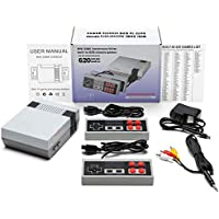 Frsh Mnt AV Output Built-in Hundreds of Classic Video Games Console