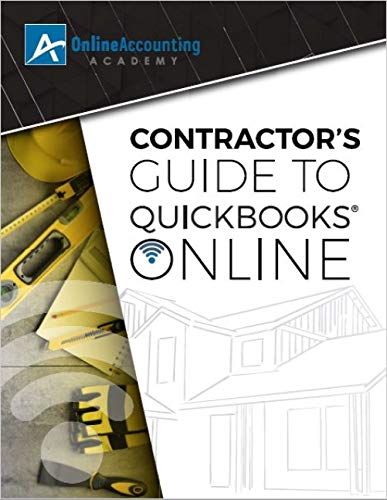 Contractor's Guide to QuickBooks Online