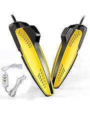 MU Zapato Eléctrico Secador de Arranque Desodorizante Esterilización Calefacción Deshumidificación Hogar para Adultos Niños Zapatos Cálidos, Adulto