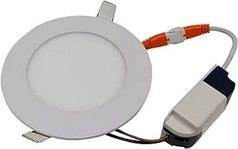 6W 6500K 1080 Lumen Beyaz SMD Ledli Armatür - Soğuk Beyaz