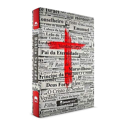 Biblia Cruz Nvi Jesuscopy - Editora Jesus Copy