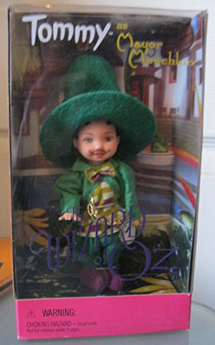 Barbie The Wizard of OZ Tommy Doll as Mayor Munchkin (1999)