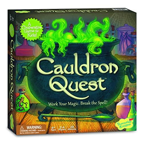Peaceable Kingdom Cauldron Quest...