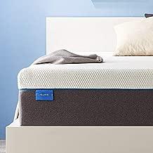 Queen Size Mattress, JINGWEI 14 Inches Cooling-Gel Memory Foam Mattress Bed in a Box, Certified Foam, Pressure Relief Supportive, Medium Firm, 60 X 80 X 14 inches