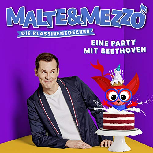 Eine Party mit Beethoven Titelbild
