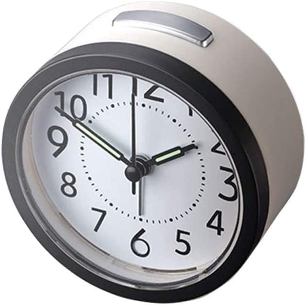 WGGTX Alarm Clock Silent Snooze Night and Easy Max 46% OFF San Diego Mall Light