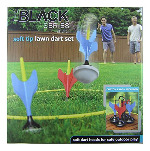 Soft Tip Lawn Dart Set - The Black Series By Shift 3