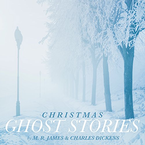 Christmas Ghost Stories audiobook cover art