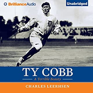 Ty Cobb cover art