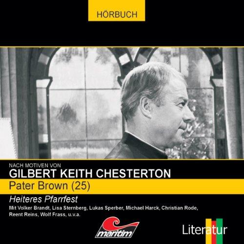 Heiteres Pfarrfest (Pater Brown 25) Titelbild