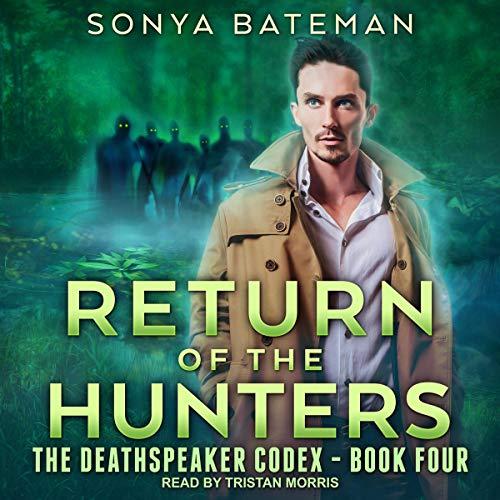 『Return of the Hunters』のカバーアート
