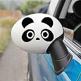 Simoni Racing PAN/P Kit 2 Adesivi Panda Po, Neri