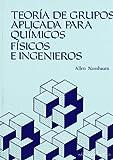 Teoría grupos aplicada para químicos, físicos e ingenieros