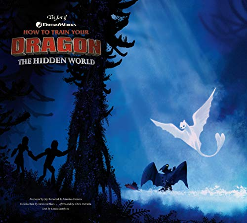 The Art of How to Train Your Dragon: The Hidden World (English Edition)