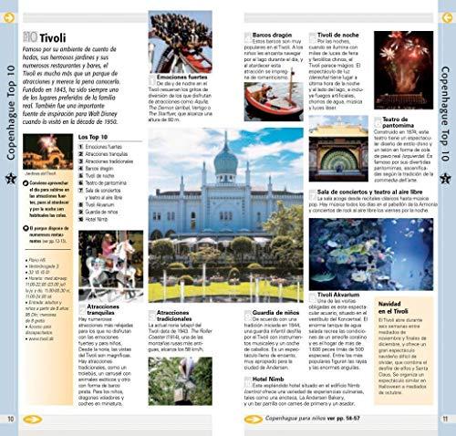 Guía top Copenhague: Los Angeles guía que descubre lo mejor de cada ciudad (... - 51nW2kwTq1L