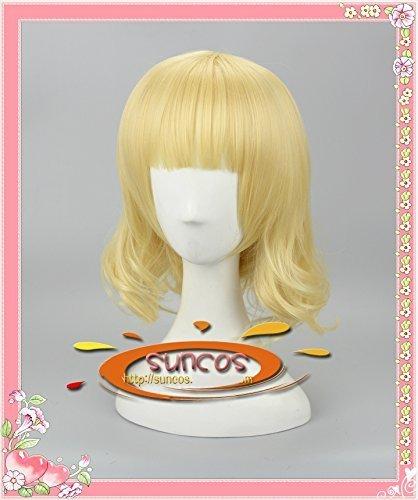 『耐熱コスプレウィッグ ご注文はうさぎですか シャロ / 桐間 紗路 cosplay wig 専用ネット付sunshine onlineが販売』の3枚目の画像