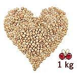 Eigenmarke Lot de 1 kg de noyaux de Cerises en Vrac