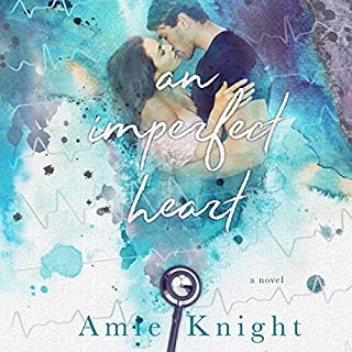 An Imperfect Heart audiobook cover art