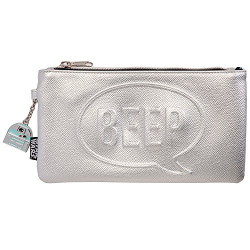 Star Wars R2d2 Debossed Clutch Accessory, Multi, One size fits most