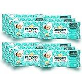 Pampers Baby Fresh Salviettine, Formula Idratante e Delicata che Ripristina il...