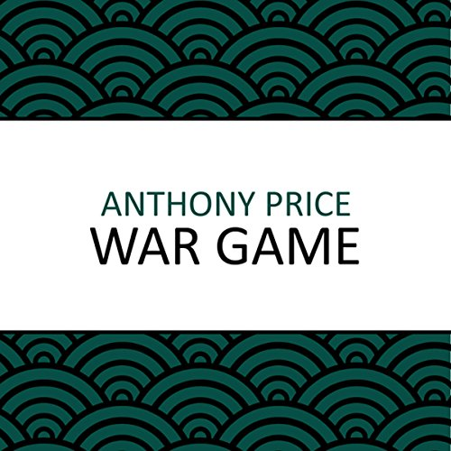 War Game audiobook cover art