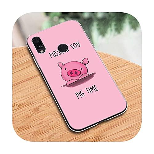 Phone cover Funda de silicona para Xiaomi Redmi K20 5X 6X Play A1 A2 8 Lite 7A 6A S2 Y2 Y3 Note 4 4X 5 6 7 Pro F1 Soft Cover-007-Para Redmi Note 4X