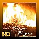 Peaceful Fireplace HD