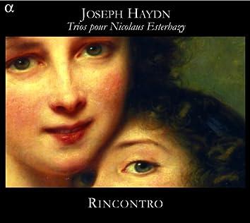 Haydn: Trios pour Nicolaus Esterhazy