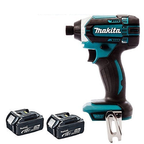Makita DTD152Z 18V Li-ion Cordless Impact Driver with 2 x 5Ah Batteries BL1850