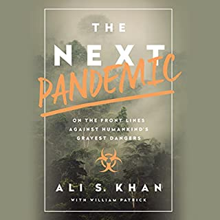 The Next Pandemic audiobook cover art