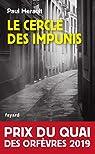 Le cercle des impunis par Merault