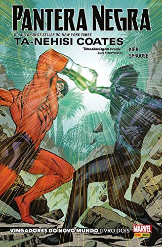 Pantera Negra: Vingadores Do Novo Mundo Livro 2
