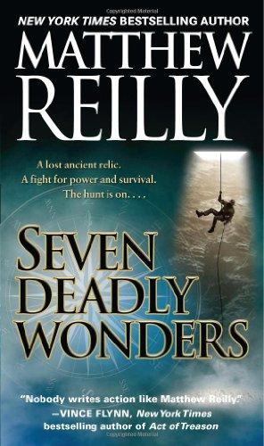 7 DEADLY WONDERS: 1 (Jack West, Jr.)