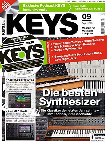 Die besten Synthesizer in der Keys mit DVD Vollversion Fanan Team Yumbu
