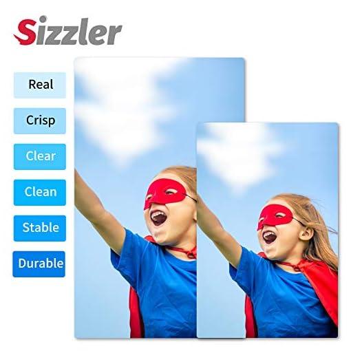Sizzler Compatible HP 125A Cartucho de tóner CB540A CB541A CB542A CB543A para HP Color LaserJet CM1312 CM1312 mfp… 5