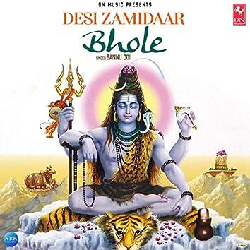 Desi Zamidaar Bhole - Single