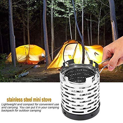 Goldmiky Hornillos de acampada