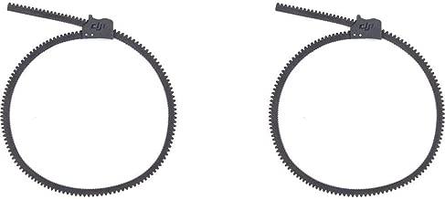 DJI Ronin-S Part 19 Focus Gear Strips (2-Pack)