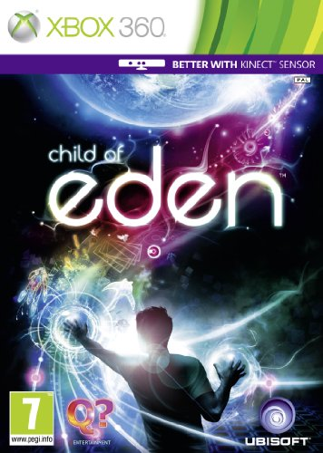 Child of Eden - Kinect Compatible (Xbox 360) [Importación inglesa]