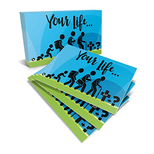 Your Life Gospel Tract (Pack of 100)