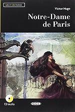 Lire et s'entrainer - Notre-Dame de Paris + CD + App + DeA LINK de Victor Hugo
