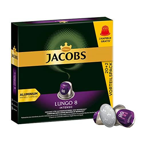 JACOBS DOUWE EGBERTS Coffee Germany -  Jacobs Kaffeekapseln