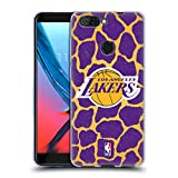 Official NBA Giraffe Animal Print Los Angeles Lakers 3 Soft