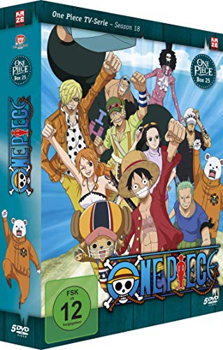 One Piece - TV-Serie - Vol. 25 - [DVD]